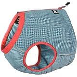 digPets Hurtta Collection Cooling Vest Harness for Pets, Medium, Blue