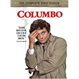Columbo - The Complete First Season ~ Peter Falk