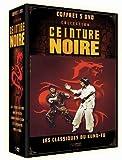 echange, troc Coffret ceinture noire, les classiques du kung-fu vol. 3 - Coffret 5 DVD