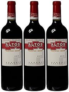 Altos Las Hormigas Valle de Uco Malbec Terroir 2010 Wine 75 cl (Case of 3)