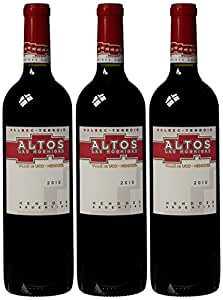 Altos Las Hormigas Valle de Uco Malbec Terroir 2010 Wine 75 cl (Case of 3)
