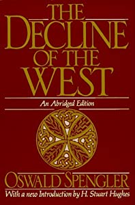 "Cover of ""The Decline of the West (Oxford..."
