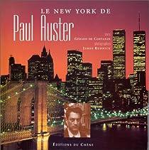 Le New York de Paul Auster par Cortanze