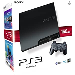 5118L1bHGrL. AA300  [Amazon UK] Playstation 3 (160GB) + Game nach Wahl (Battlefield 3/FIFA 12/Need for Speed: the Run) + Triggers für nur ca. 222,26€
