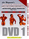 Lee Hayward's Total Fitness Body Building Instructional Weight Training Series Volume 1
