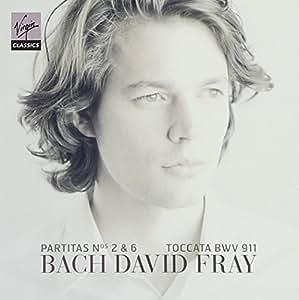 Bach : Partitas n°2 & 6, Toccata en ut mineur BWV911