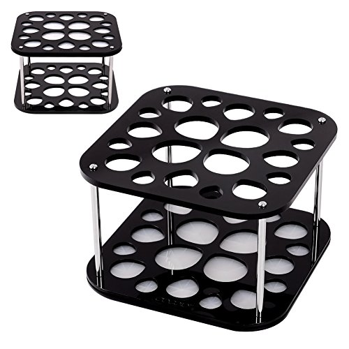 docolor-20-hole-makeup-brush-holder-tree-stand-accessories-air-drying-rack-organizer-cosmetic-shelf-