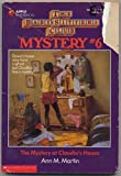 Mystery at Claudia's House (Baby-Sitters Club Mystery) (0590449613) by Martin, Ann M.