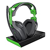 ASTRO Gaming A50 Wireless Dolby Gaming Headset - Black/Green - Xbox One + PC