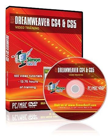 Learn Adobe Dreamweaver CS4 and CS5 Training Video Tutorials - Learn Website Design