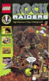Comic Books: Rock Raiders (Lego Comic Books)