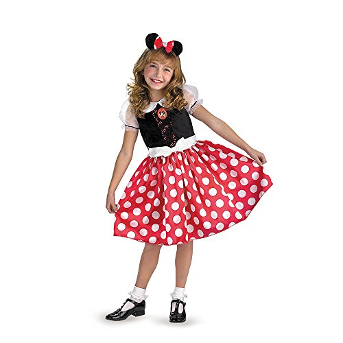 Minnie Mouse Classic Costume - X-Small