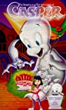 The Spooktacular New Adventures of Casper - Four Funerals and a Wedding & Free Goldie [VHS]