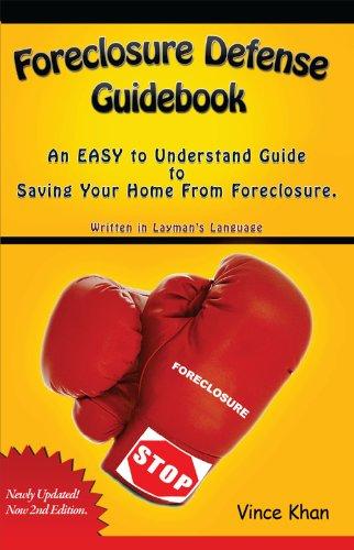 Foreclosure Defense Guidebook