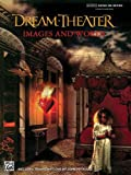 Theater Dream Dream Theater - Images and Words (Authentic Guitar-Tab)