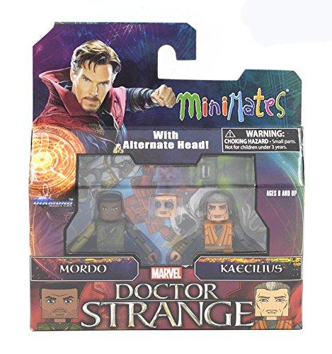 Marvel Minimates Series 70 Doctor Strange Movie Mordo & Kaecilius 2-Pack