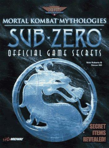 mortal-kombat-mythologies-sub-zero-official-game-secrets