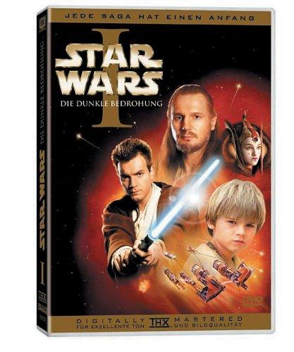 Star Wars: Episode I - Die dunkle Bedrohung (Einzel-DVD)