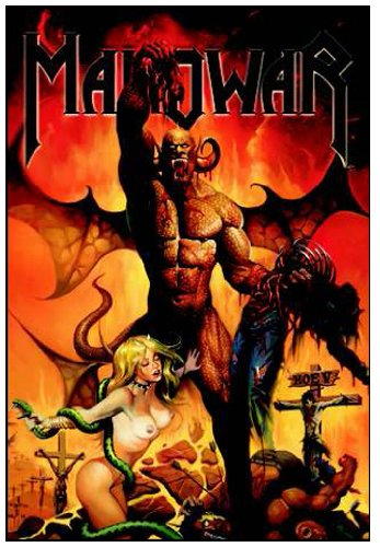 Manowar - Hell On Earth V - Dvd