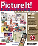 Microsoft Picture It! Publishing 2001 Platinum [Old Version]