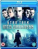 Star Trek Into Darkness (Blu-ray + Digital Copy) [Region Free]