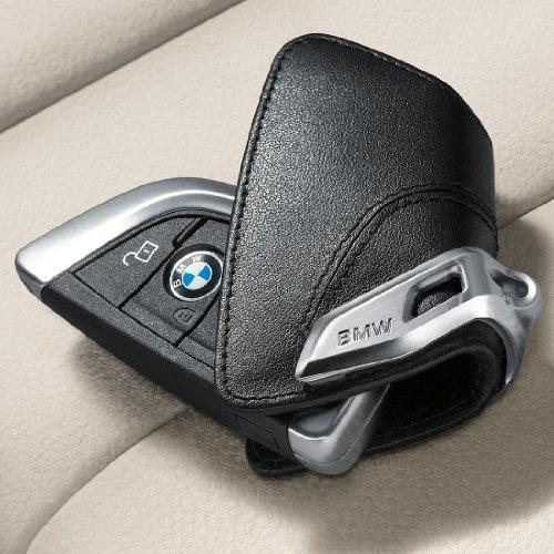 OEM BMW F15 X5 Leather Key Case (Bmw Key X5 compare prices)