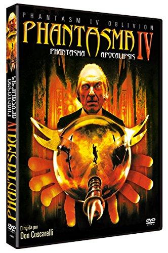 Phantasma IV Apocalipsis DVD 1998 [Edizione: Spagna]
