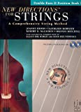 img - for New Directions for Strings Double Bass Book 1 (D Position) book / textbook / text book