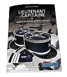 Livre Lieutenant et Capitaine de sapeur-pompier professionnel Préparation aux concours interne et externe et à l'examen professionnel...