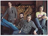 Sigur Ros FULLY SIGNED Photo 1st Generation PRINT Ltd 150 + Certificate (2)