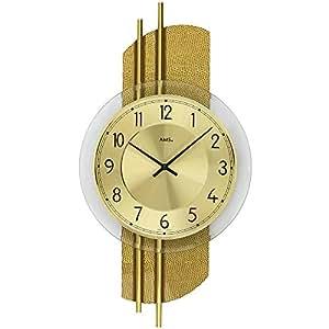 Ams Modern Wall Clocks 9414 Home Kitchen