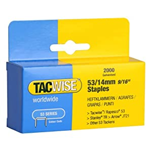 Tacwise 53/14 STAPLES 14MM (2000)