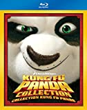 Kung Fu Panda Collection (Kung Fu Panda / Kung Fu Panda 2 / Kung Fu Panda: Secrets of the Masters) [Blu-ray] (Bilingual)