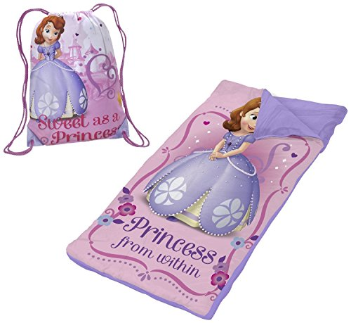 Disney-Sofia-The-First-Slumber-Bag-Set