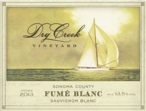 2013 Dry Creek Vineyard Fumé Blanc, Sonoma County 750Ml
