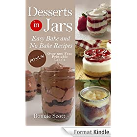 Desserts in Jars (English Edition)
