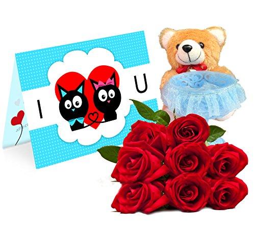 Teddy For Valentine Valentine Gift For Girlfriend Valentine Gift For