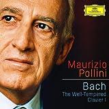 """Das Wohltemperierte Klavier Ivon """"Maurizio Pollini"""""""