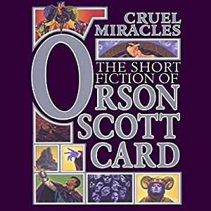 Cruel Miracles Audiobook