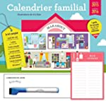 Calendrier familial Marabout 2015/201...