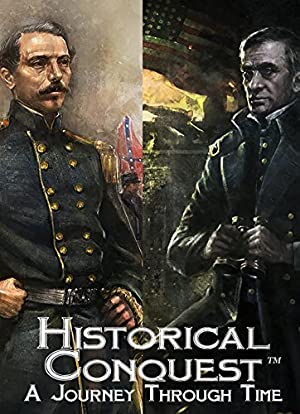 Historical Conquest Playing Cards (CCG) - Civil War Booster Pack by Historical Conquest