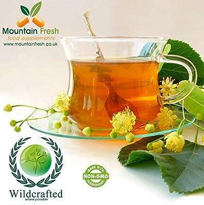 Huflattich-Tee Huflattich Rooibos-Mischung - natürlich - kostenlos brauen - macht 30 + Tassen von Mountain Fresh auf Gewürze Shop