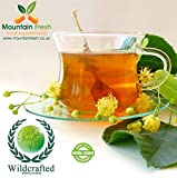 Artichoke Leaves Cynara cardunculus Green Tea Blend - With A Hint Of Lemon - Free Infuser - Makes 60+ Cups