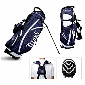 Tennessee Titans Fairway Stand Bag by Team Golf