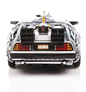 Welly Back To The Future Trilogy 1 24 Scale Diecast Model Set