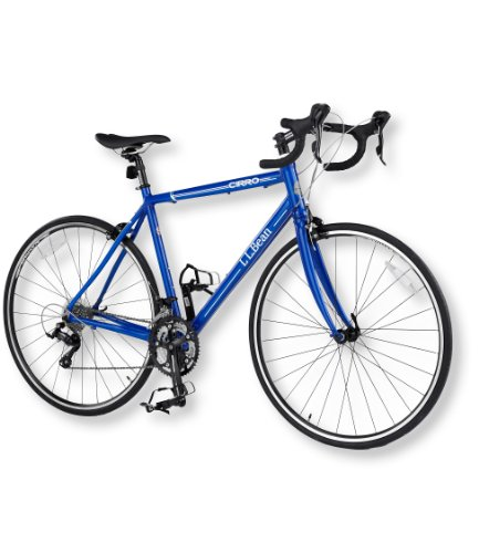 L L Bean Cirro Road Bike Blue Large