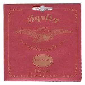 Aquila 87U Red Series Nylgut Tenor Ukulele String Set