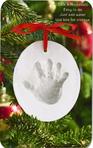 Child to Cherish Handprint Ornament (Discontinued by Manufacturer)