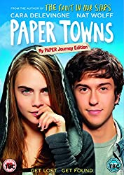 Paper Towns - Fan Edition [Exclusive to Amazon.co.uk] [DVD] [2015]