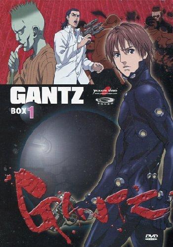 Gantz Box 01 (3 Dvd) [Italian Edition]